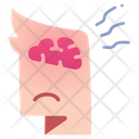 Neurology Amnesia Brain Icon