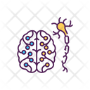 Neurology Brain Psychiatry Icon