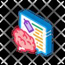 Brain Price Information Icon