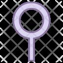 Neuter Gender Sign Icon