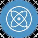 Neuton Formula Atom Electron Icon