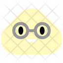 Nerd Emoji Emoticon Icon