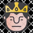Neutral King Icon