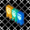 Process Neutralization Discoloration Icon