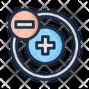 Neutron Acid Rain Nuclear Icon