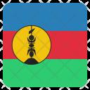 New Caledonia National Icon