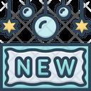 New Recent Latest Icon