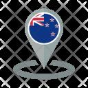 New Zealand Flag Icon
