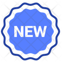 New Label Tag Icon