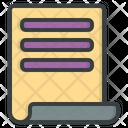 New Document New Document Icon