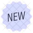 New Arrival Banner Icon