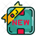 New Shapes Commerce Icon