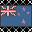 New Zealand Kiwi Icon
