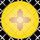New Mexico Us Icon