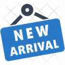 New Arrival New Arrivals Sign Icon