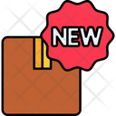 New Arrival Parcel Icon