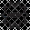 New Badge Badge New Icon