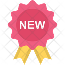 New Badge New Feature New Label Icon