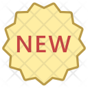Badge Sticker New Icon