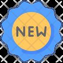 New Shopping Sticker Icon