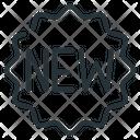 New Promotion Badge Icon