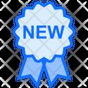 New Badge New Guarantee Icon