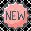 New Badge New Badge Icon