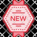 New Badge Icon