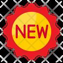 New Badge New Stricker New Icon