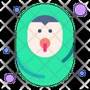 New Born Born Baby Baby Icon