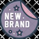 New Brand Icon