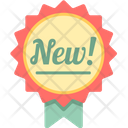 New Brand Badge Icon