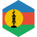 New Caledonia Icon