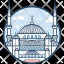 New Delhi City Icon