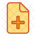 New Document File Icon
