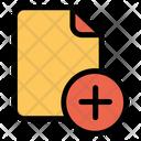 Add File Insert File File Icon