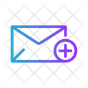 New Email Add Email Email Icon