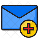New Email New Mail Add Mail Icon