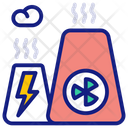 New Energy Battery Cell Icon