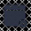 Add New Event Icon