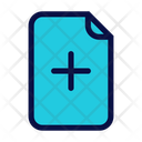 New File Icon Icon Design Icon