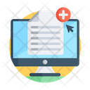 New File Add File Create File Icon
