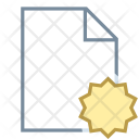 New File Extension Icon