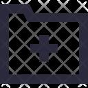 New Folder Add Icon