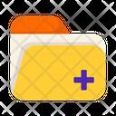 New Folder Folder Add Folder Icon