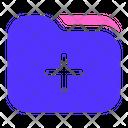 Add New Folder Icon