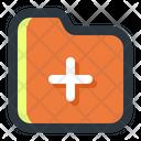 New Folder Add Folder Add Icon