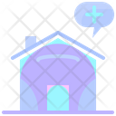 New House New Home Language Icon