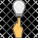 New Idea Creativity Innovation Icon