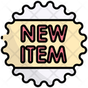 New Item New Product New Product Launch Icon